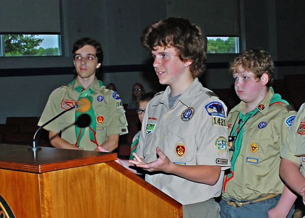Boy Scout Troop 1421 - 1