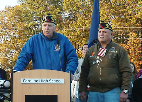 Veterans Day 2017 CMS & CHS 32